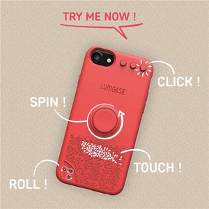 Fidget Spinner Case for iPhone