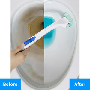 Disposable Toilet Cleaning Set