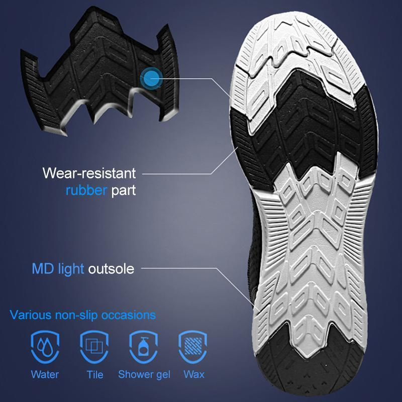 Breathable Mesh Shoes
