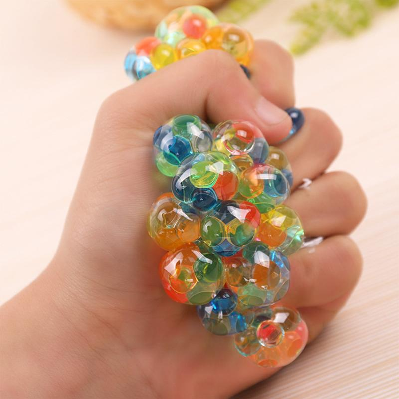 Anti-Stress Squishy Mesh Ball