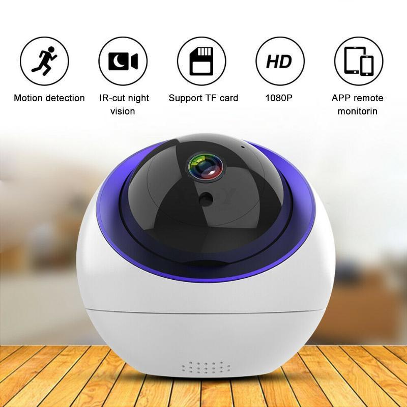 1080P Wireless WiFi IP Camera