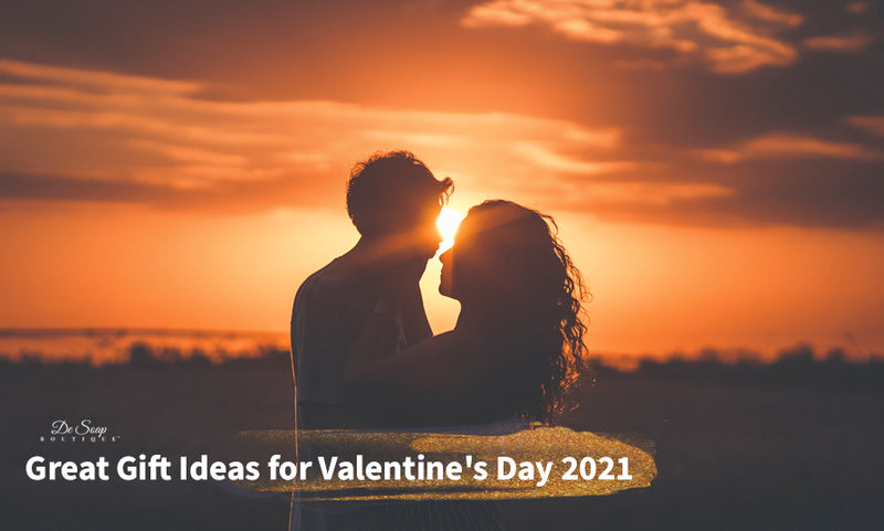Great Gift Ideas for Valentine's Day 2021 Edition