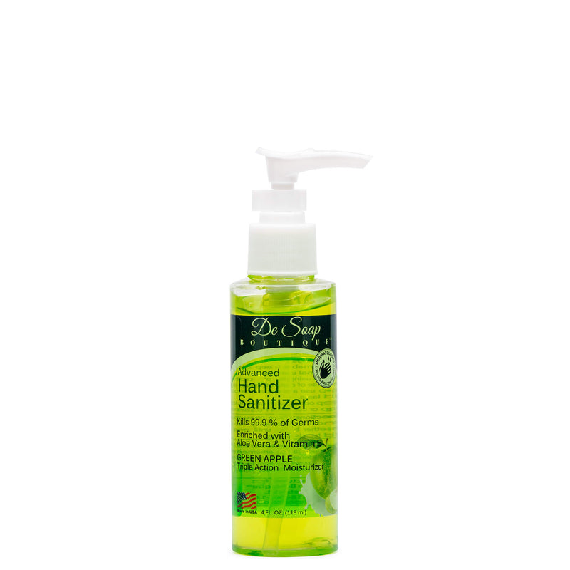 4 oz Green Apple | Hand Sanitizer