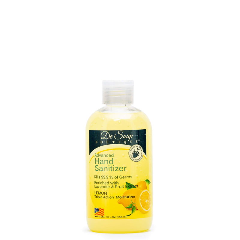 8 oz Lemon | Hand Sanitizer