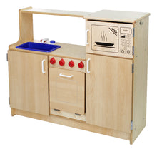 Load image into Gallery viewer, Four in One Play Kitchen (D374)