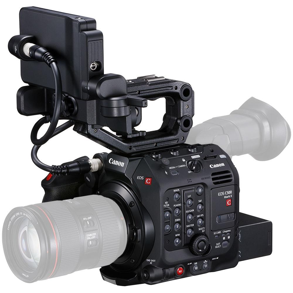 Canon C500 Mark II