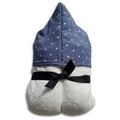 Baby Boy Cozy Hooded Towel