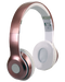 Bluetooth Stero Rose Gold Headphone