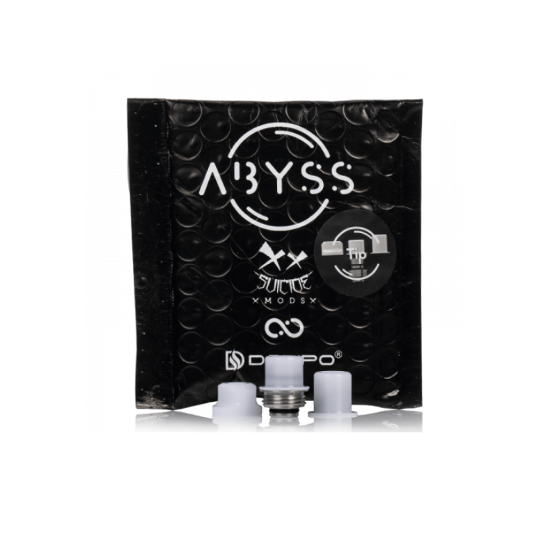 Dovpo x Suicide Mods Abyss Integrated Drip Tip Kit