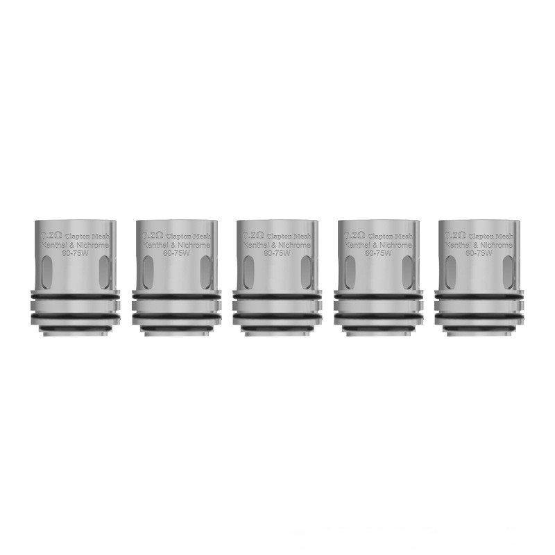 Augvape Intake Replacement Mesh Coils 5pcs/pack - 3avape