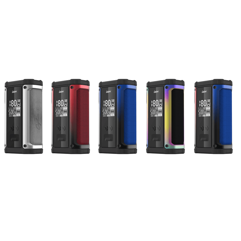 IJOY Captain 2 180W Box Mod(New Colors) - 3avape