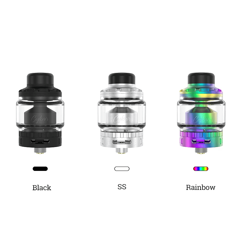 Gas Mods Cyber RTA 24mm