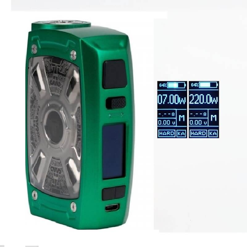 Tesla XT Mini 220W TC VW Box Mod