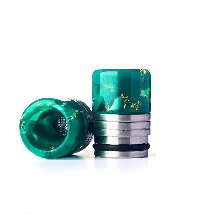 REEWAPE AS318 Resin+SS 810 Drip Tip 1pc/pack - 3avape