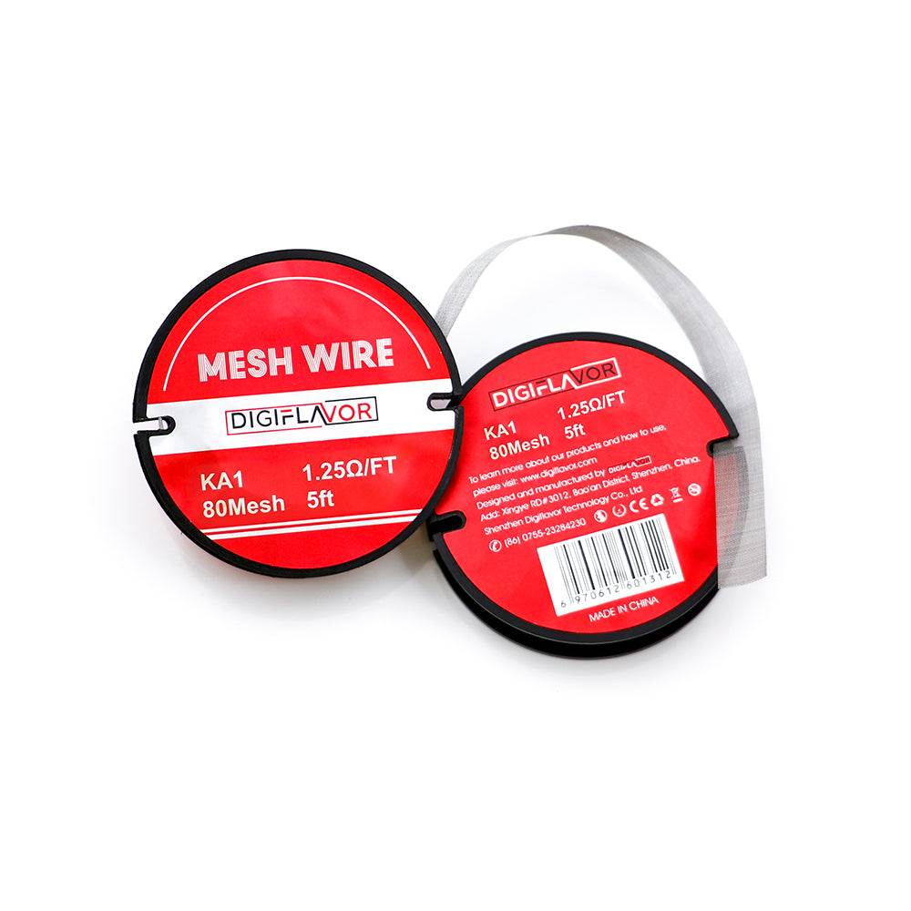 Mesh Wire for Digiflavor Mesh Pro RDA