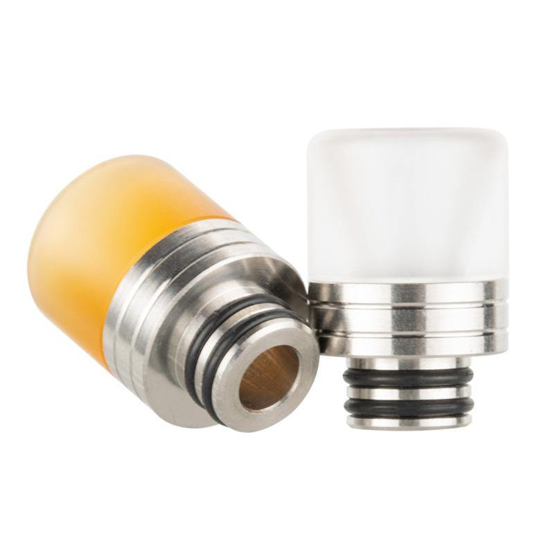 REEWAPE AS310 Anti-Spit Resin 510 Drip Tip - 3avape