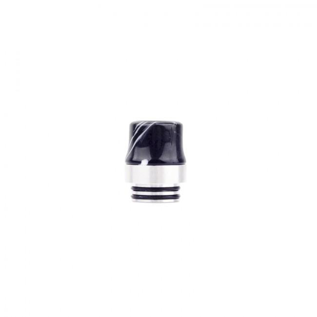 XYZVAPE AS321 Resin+SS 810 Drip Tip 1pc - 3avape