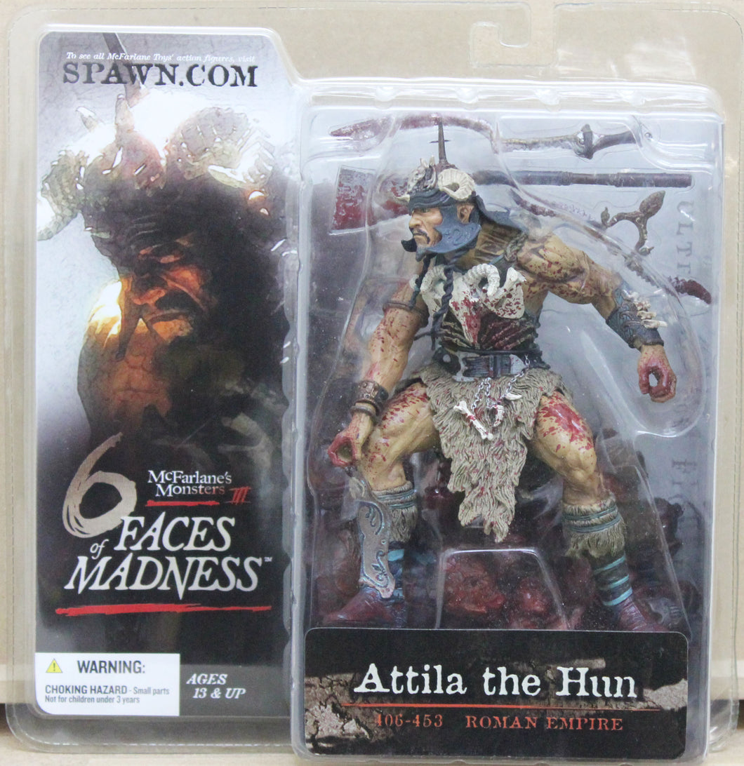 McFarlane's Monsters - Attila the Hun