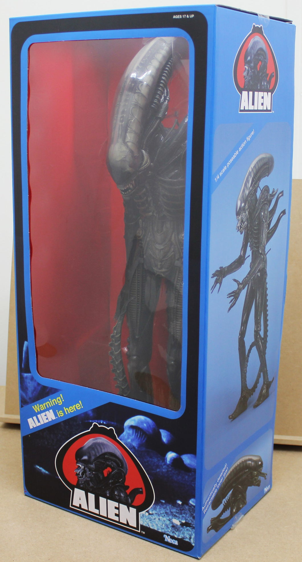 Alien Neca 1/4 Scale Action figure