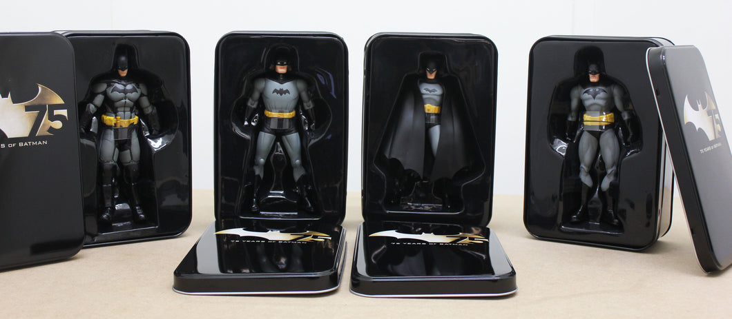 75 Years of Batman - Action Figure 4-Pack Set 1
