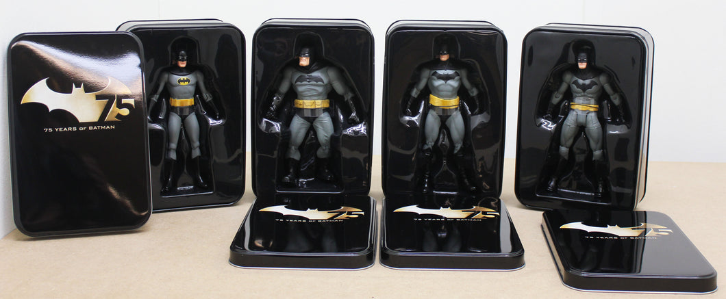75 Years of Batman - Action Figure 4-Pack Set 2