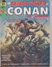 Lade das Bild in den Galerie-Viewer, Savage Sword of Conan #1