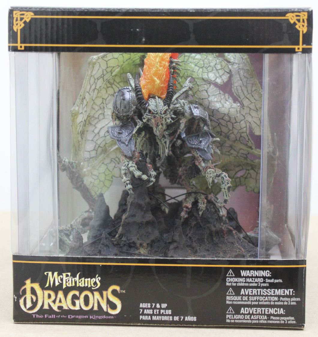 McFarlane's Dragons - Fossil Dragon