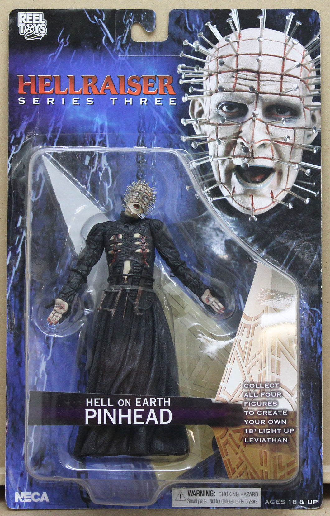 Hellraiser Series Three - Hell on Earth Pinhead