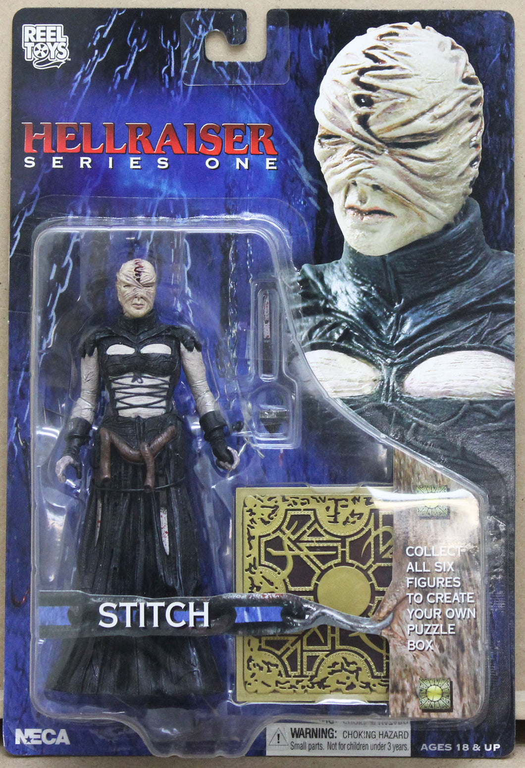 Hellraiser Series One - Stitch