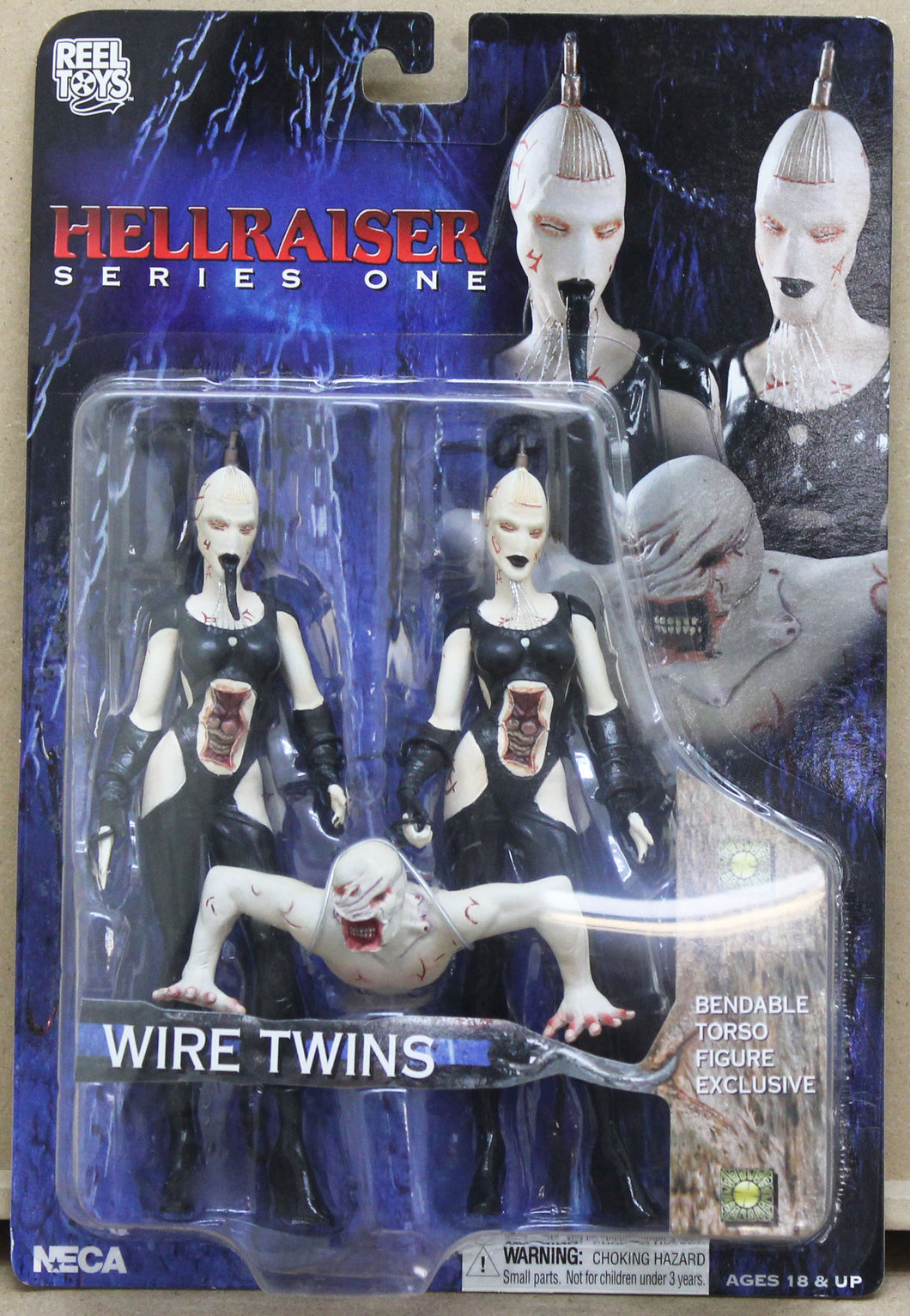 Hellraiser Series One - Wire Twins