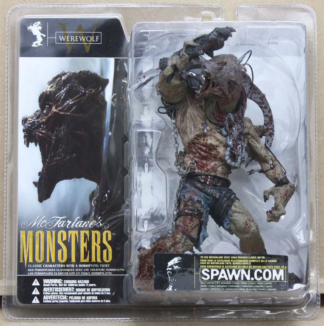 McFarlane's Monsters - Werewolf
