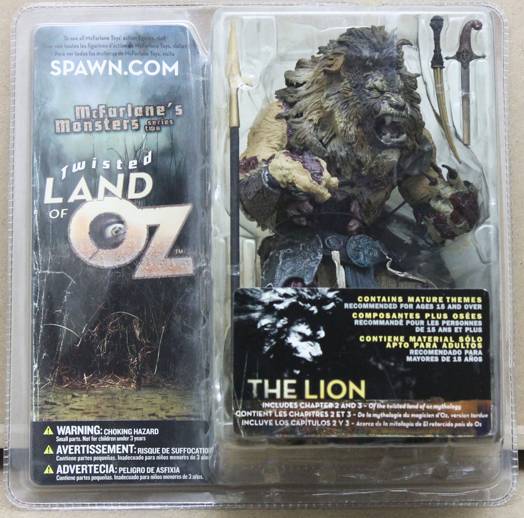 McFarlane's Monsters - The Lion