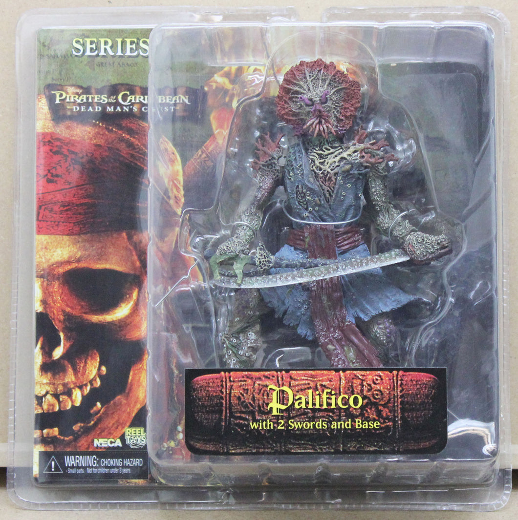 Pirates of the Caribbean Action Figure - Palifico