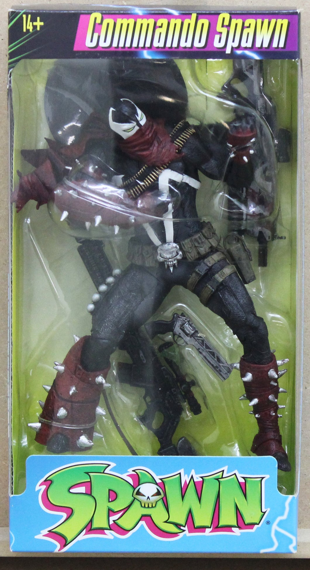 Spawn Ultra-Action Figures - Commando Spawn