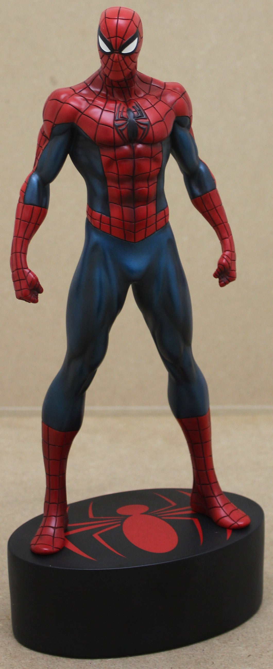 The Amazing Spider Man Statue by Randy Bowen Modern Version