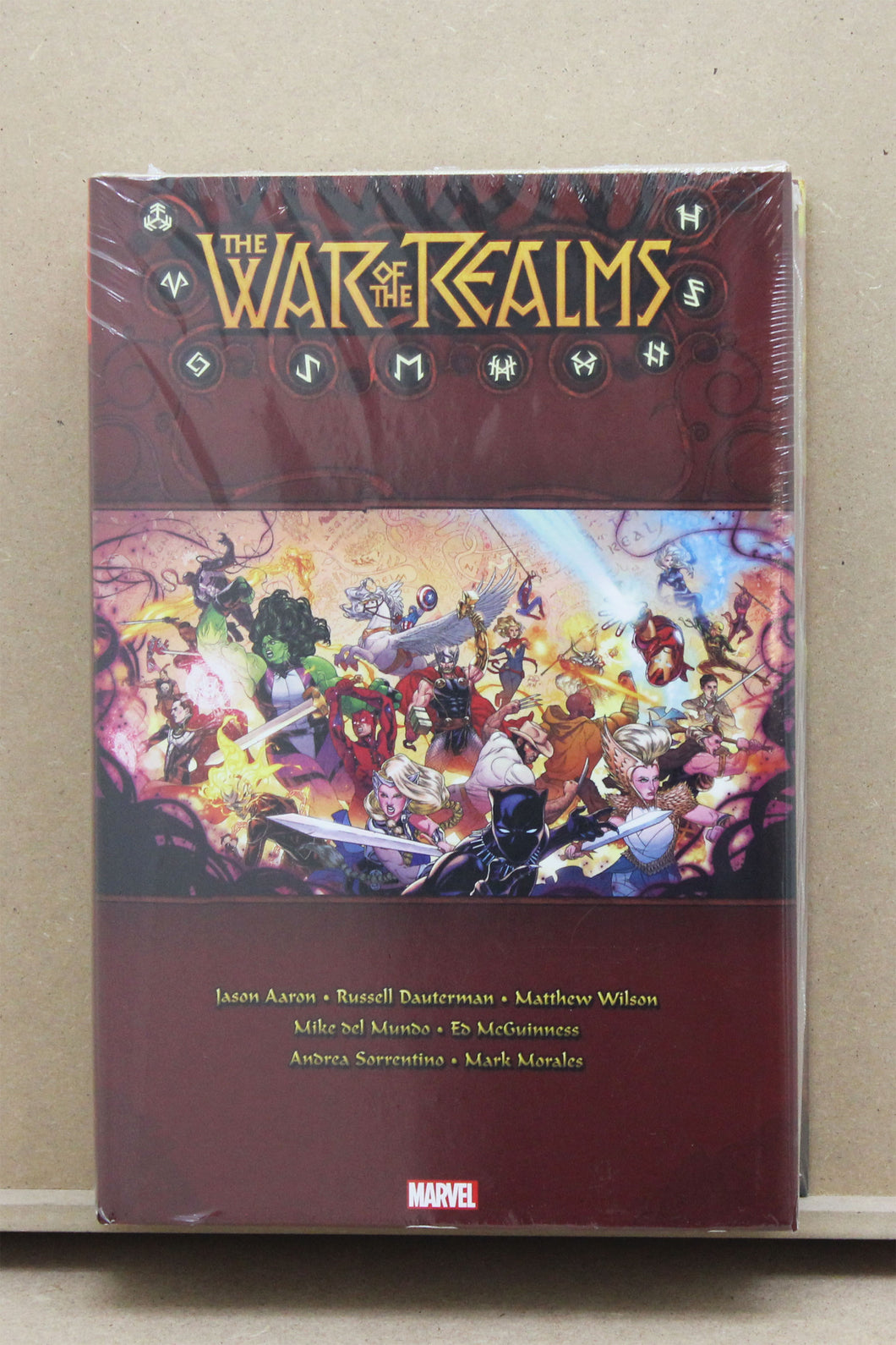 The War of the Realms Omnibus