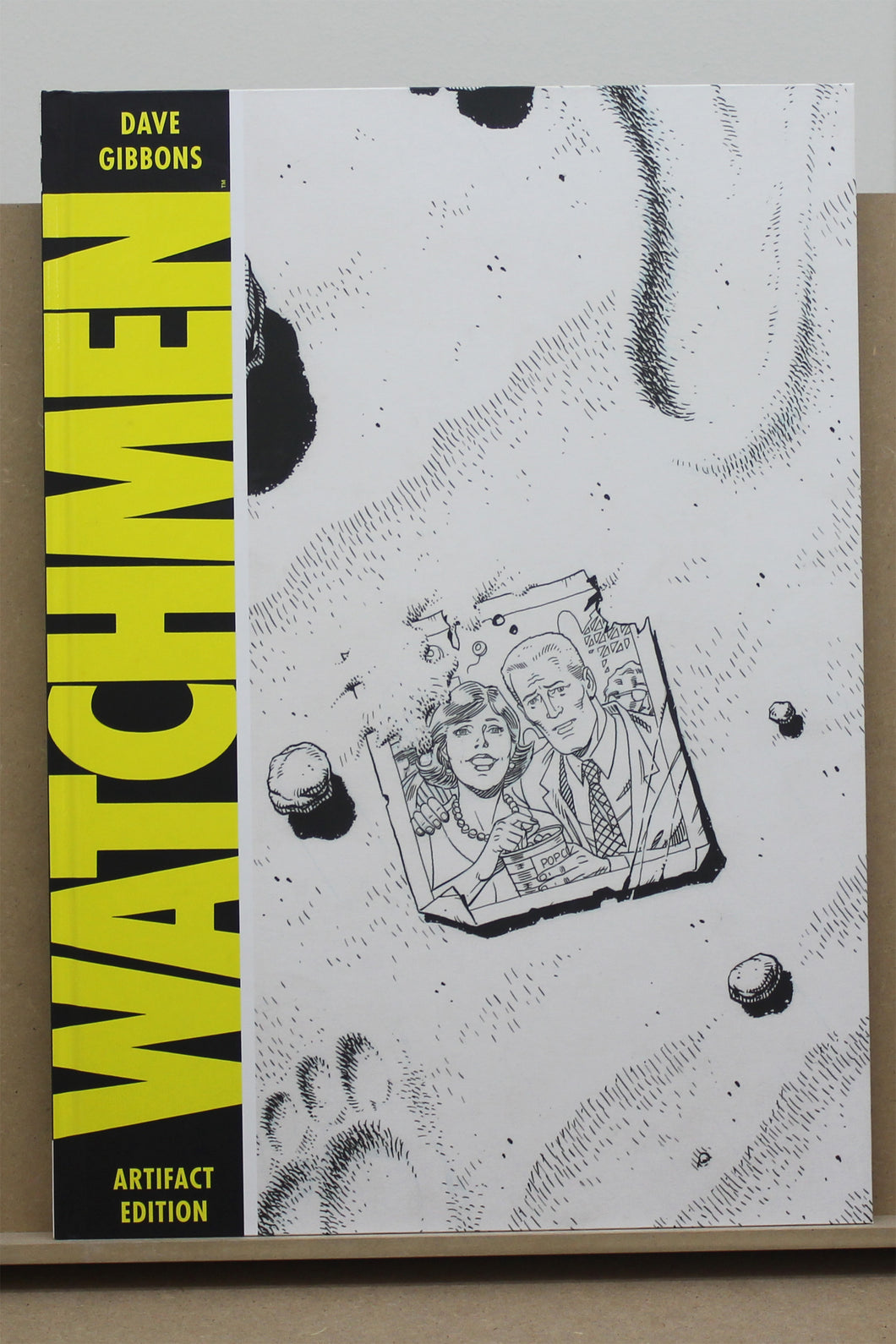 Watchmen Artifact Edition HC