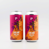 Cream - DDH IPA - 440ml Can - ABV 6.2%
