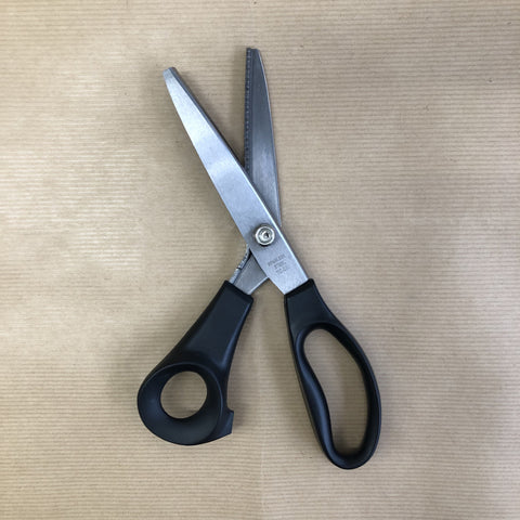 Notching scissors