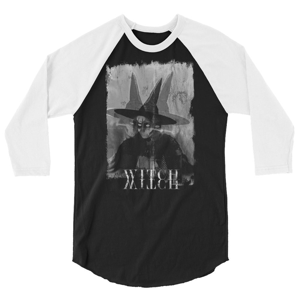 The Witch Raglan Tee