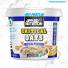 Protein Porridge Critical Oats  -Applied Nutrition- (60g)