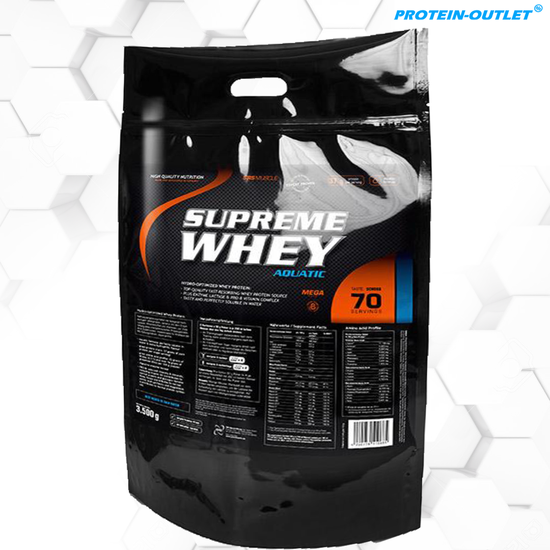 SRS Supreme Whey  (3500 g Beutel)
