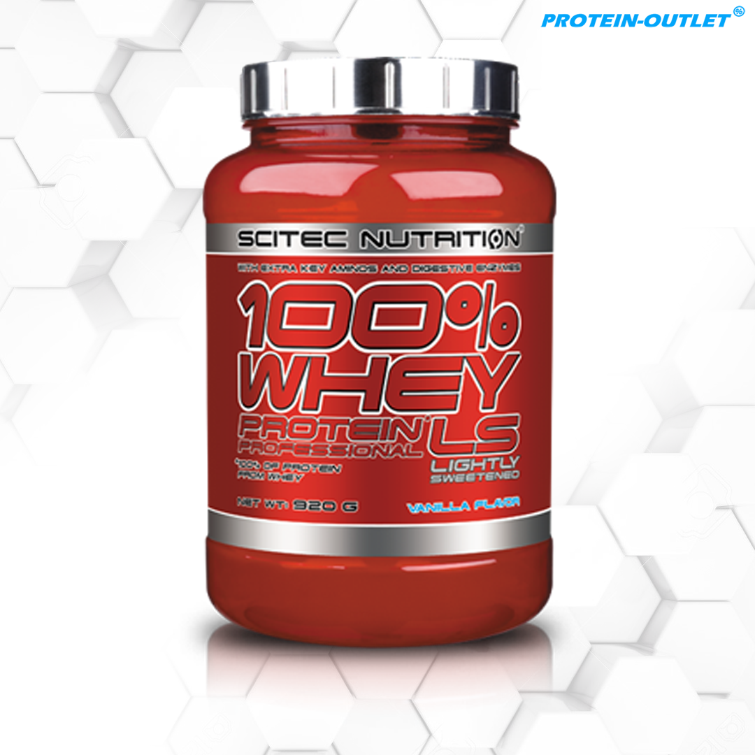Scitec 100% Whey Protein Professional (920g Dose)