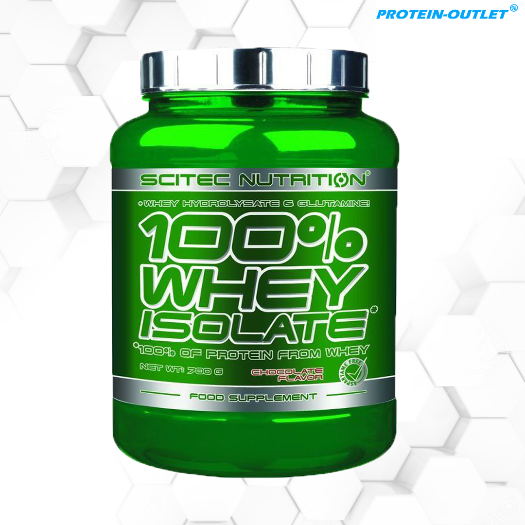 Scitec Nutrition 100% Whey Isolat ( 700g Dose ) Vanille
