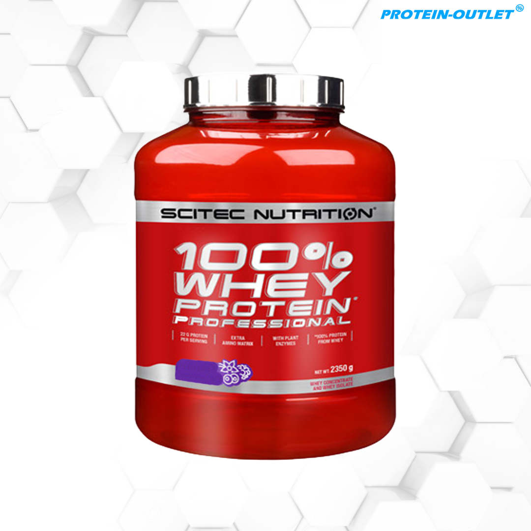 Scitec 100% Whey Protein Professional (2,35kg)