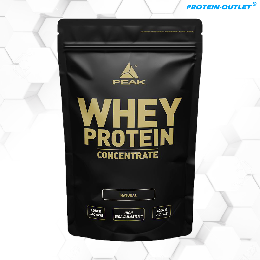Peak Performance Whey Concentrate (1kg)