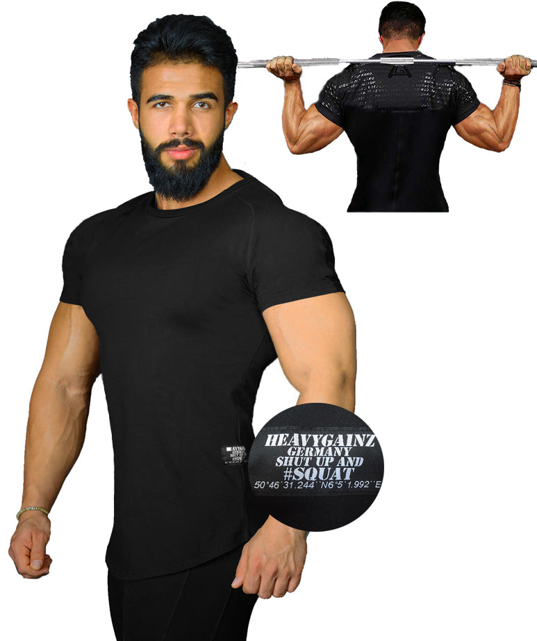 THE FIRST SQUATSHIRT - HEAVYGAINZ (MEN)