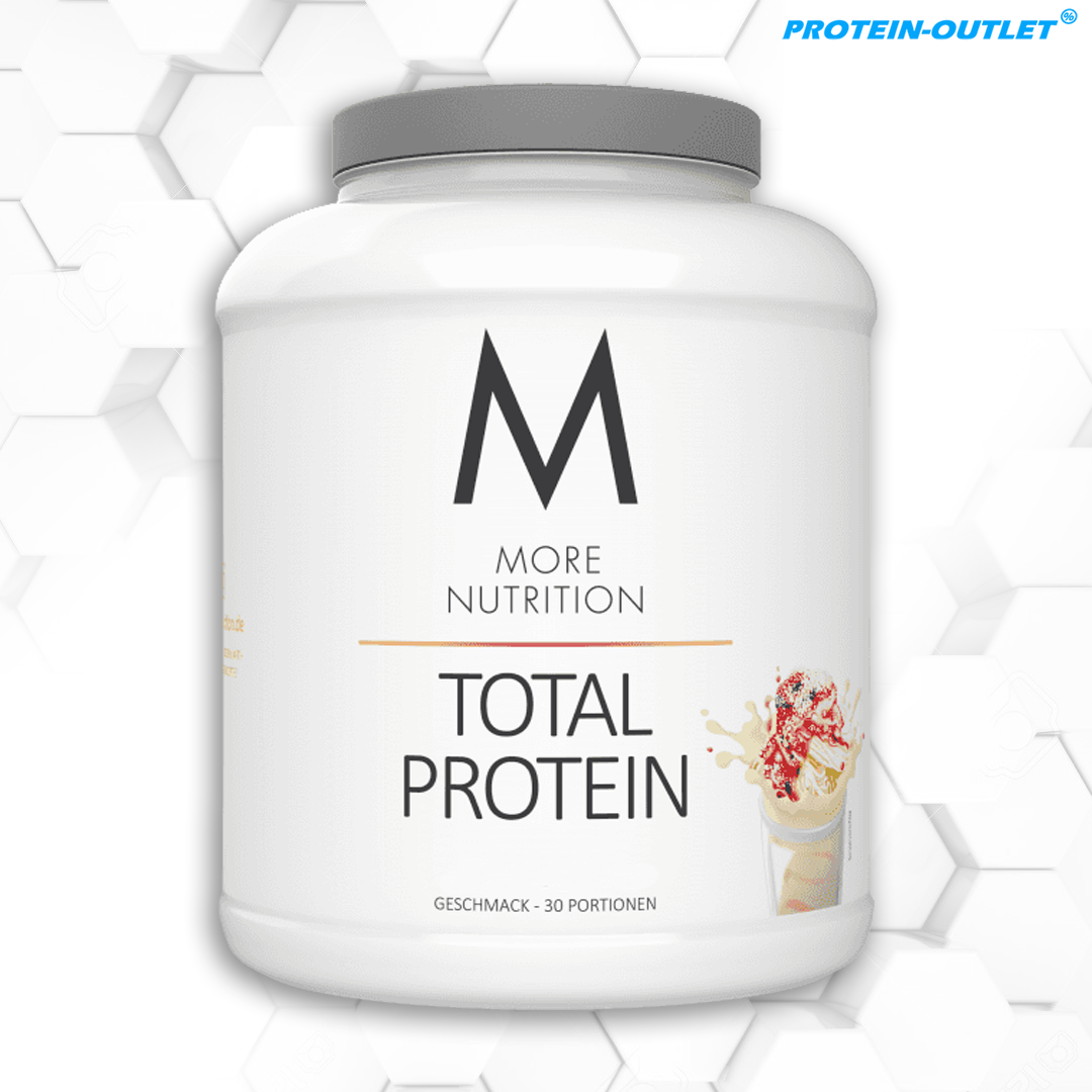 MORE NUTRITION TOTAL PROTEIN  ( 1,5Kg )