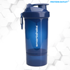 SMARTSHAKE ORIGINAL2GO ONE Navy Blue (800 ML / 27 OZ)