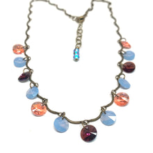 Load image into Gallery viewer, Delicate Swarovski Necklace | Mixed